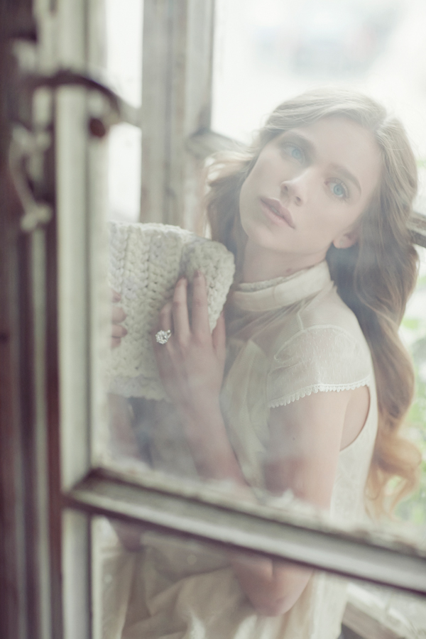 MORNING harper's bazaar model home Window Style curtain clothes bliss summer ray of light