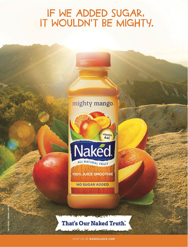 Naked Juice Sued Over Kale Controversy