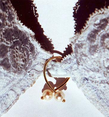 CI brand jewels jewelry jewel design perfume in jewels Chopard Douglas Perfumery Lancaster BMG Ariola gold silver sterling silver
