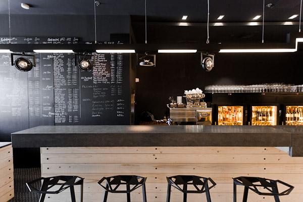 wine  bar   restaurant  interior design  budapest