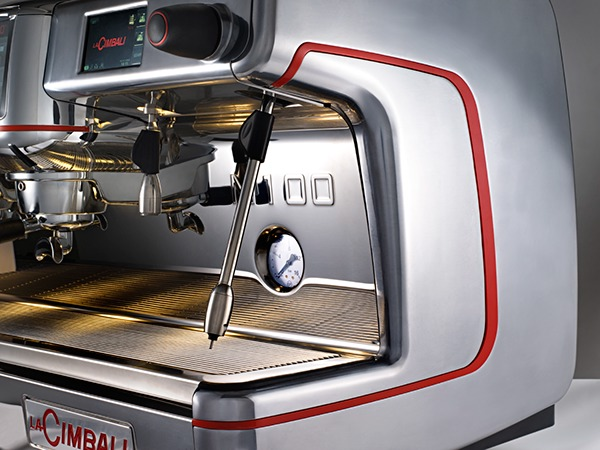 m100 lacimbali coffee machine on behance. Black Bedroom Furniture Sets. Home Design Ideas