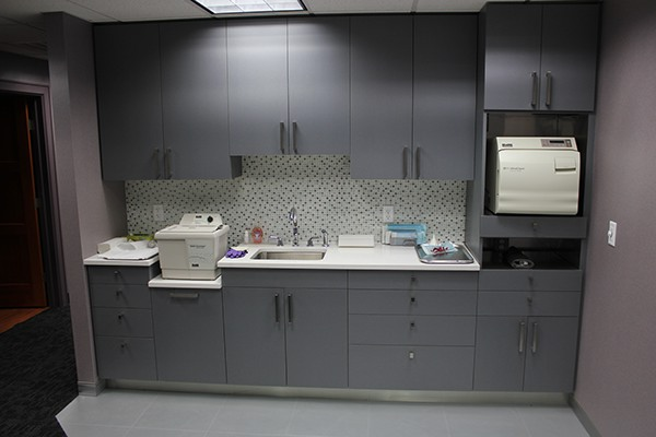 Unique Desk Dentist Office Dentist Office Work Space With File Cabinets