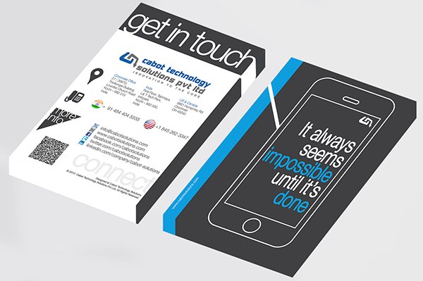Corporate Brochure Cabot Solutions