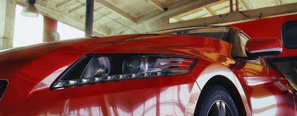 Honda CR-Z - Close Up