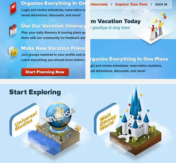 Tour Guide Mike on Behance
