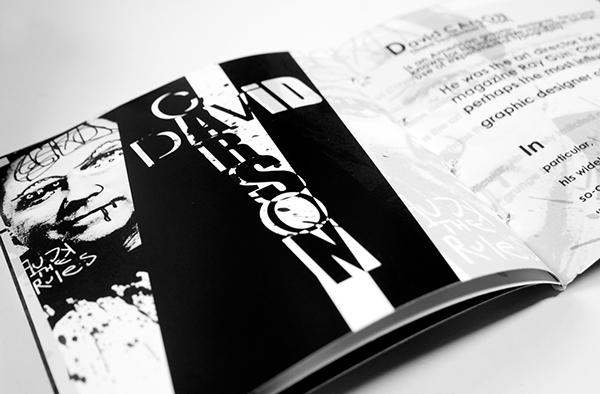 Grunge Art Grunge Art Movement Booklet on