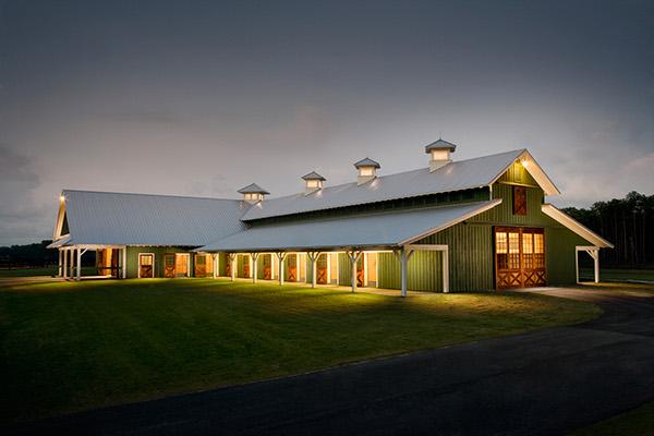 Palmetto Bluff Equestrian Center On Behance