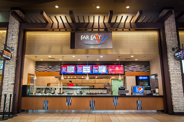 Arizona Mills Mall Food Court On Behance