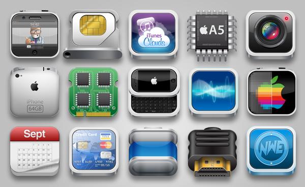 iphone 5,apple,Icon,rumor,roundup,screen,nowhere else,sosoa,dune,gang