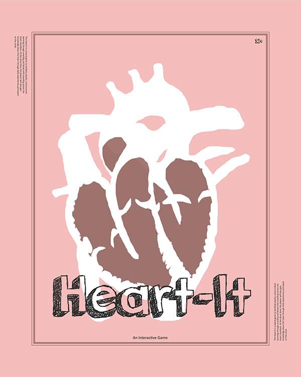 Anatomy Board Game - Heart It on Behance