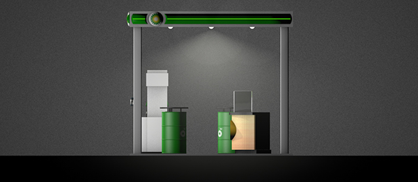 Exhibition Stand Tenders : Bp plus exhibition stand on wacom gallery
