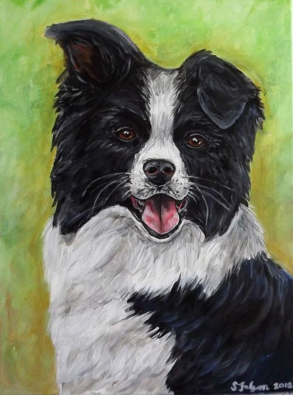 Acrylic Paintings-Animals on Behance