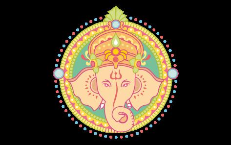 Ganesha Wedding Card On Behance