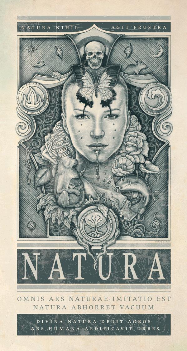 Natura by Matias Harina