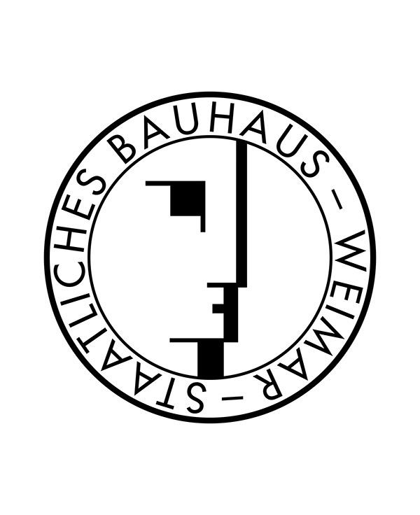 redesign of the historical bauhaus logo symbol on behance. Black Bedroom Furniture Sets. Home Design Ideas