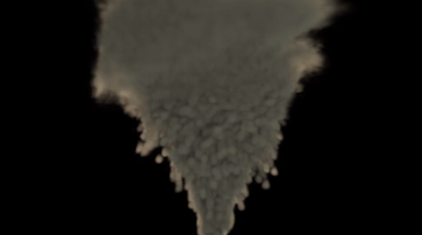 blender 3d smoke simulation blender