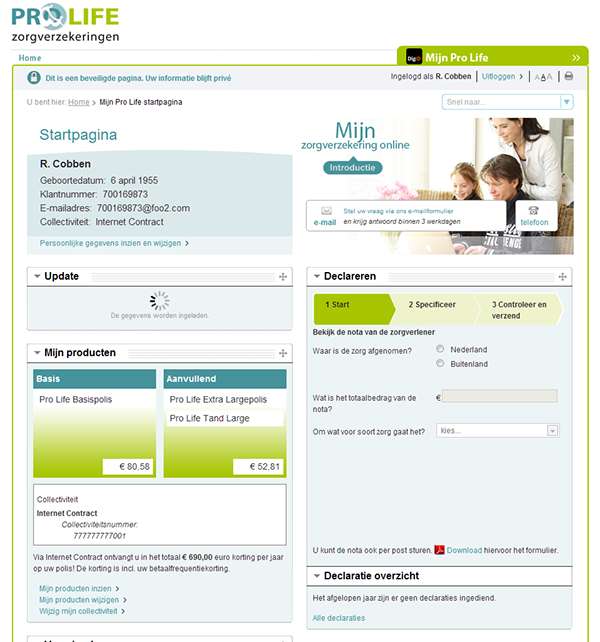 Website  Insurance  health