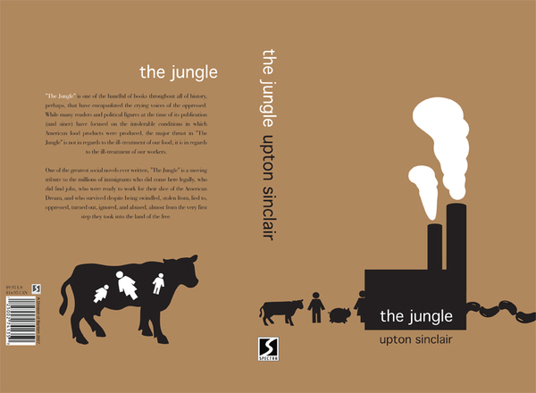 a book report on the jungle by upton sinclair This site might help you re: authors purpose on the jungle by upton sinclair so i read this book and im not quite sure about anything i think i just read it so fast it didnt sink in.