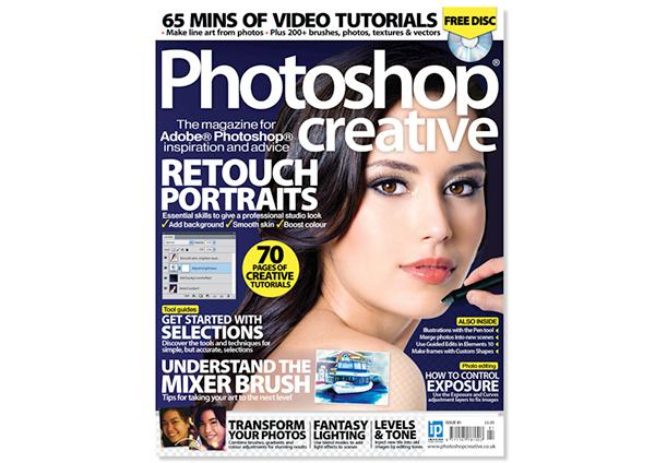 Magazine Designs Photoshop Photoshop Creative Magazine