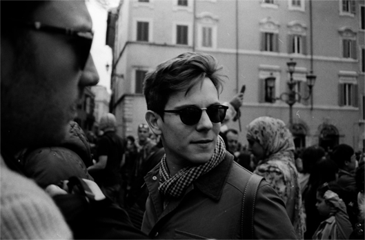 FILM PHOTOGRAPHY ITALY b&w