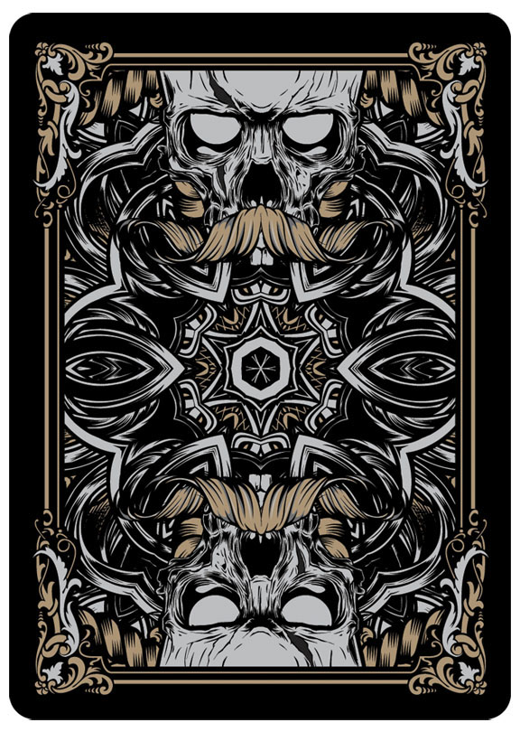 Playing Card Exploration On Behance