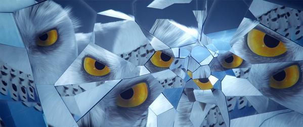 3D supinfocom Inuit short film graduation film ice tuurngait