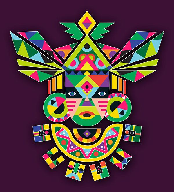 Mayan Priest Ep On Behance