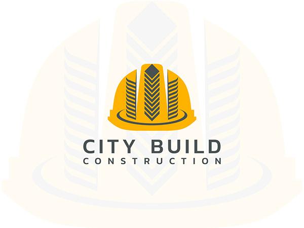Construction Logo | CityBuild Construction