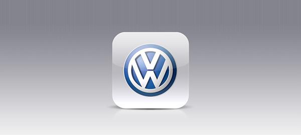 iphone volkswagen mobile