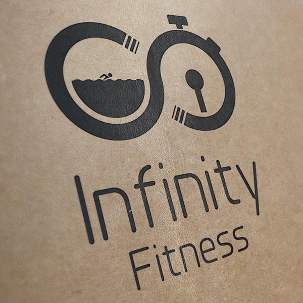 Infinity Fitness Logo Concept On Behance