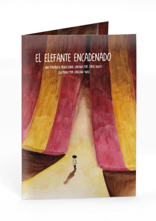 El elefante encadenado on behance for El elefante encadenado