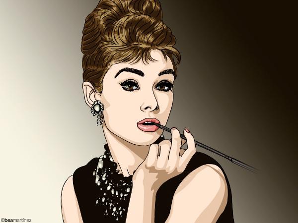 personajes famosos  ilustraciones diseño gráfico dibujos retratos portraits