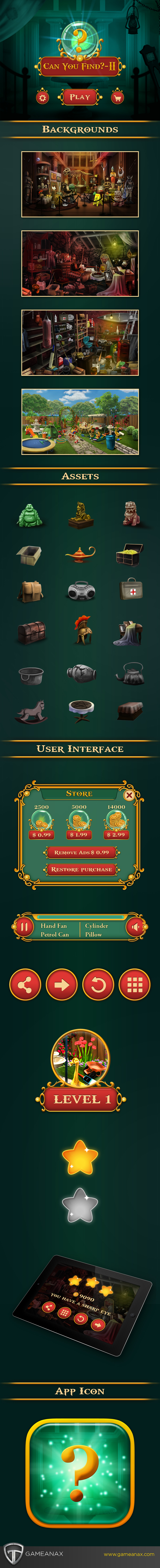graphics game UI ux