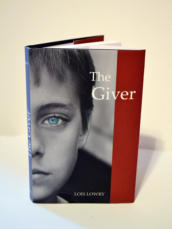 The Giver Book Cover Ideas ~ The giver book cover re design on behance