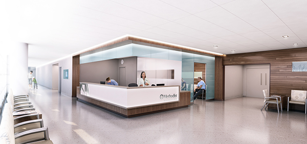 P + W Healthcare Interiors   Consultation Room