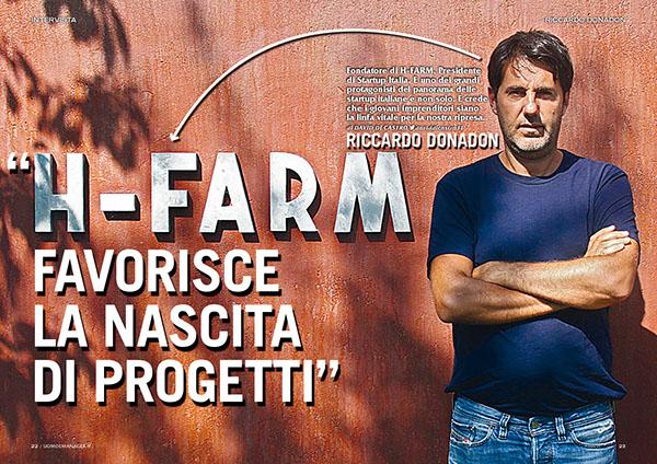 Uomo&Manager#19 web magazine Francesco Mazzenga Novembre 2014