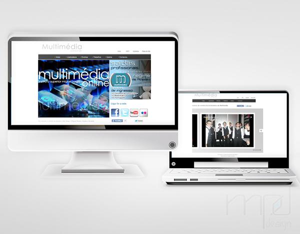Website Multimedia  ismt