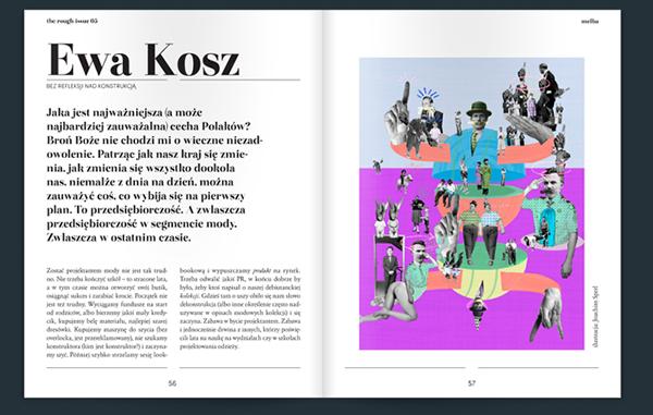 Melba‹ Magazine No 5, 2/2014 | Illustration on Behance