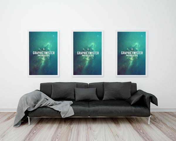 完美的29張海報模板欣賞