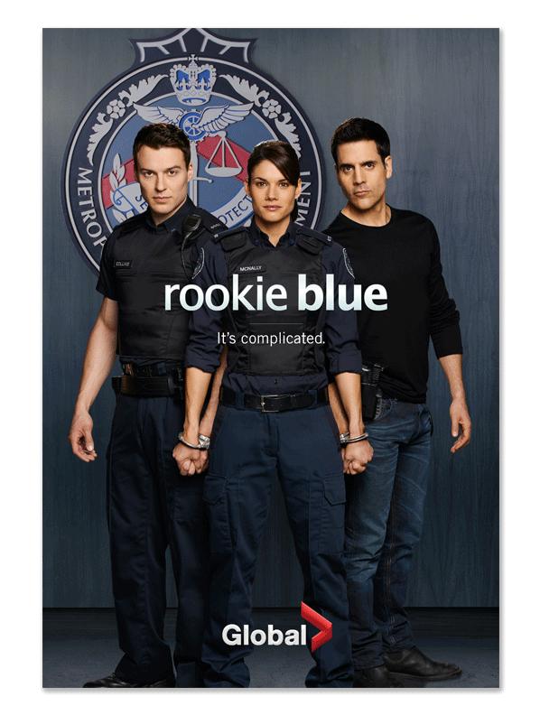 Rookie Blue saison 5 en français