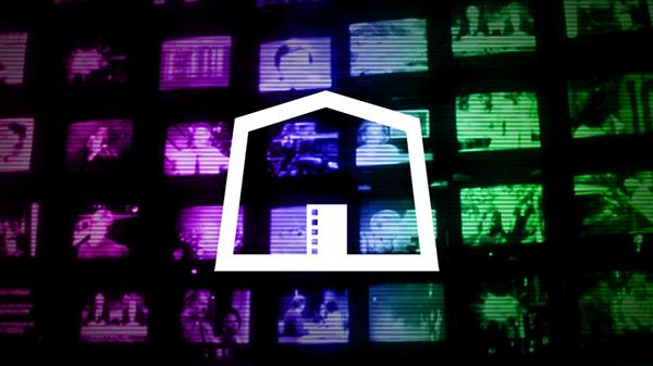 video production house logo Farmhouse