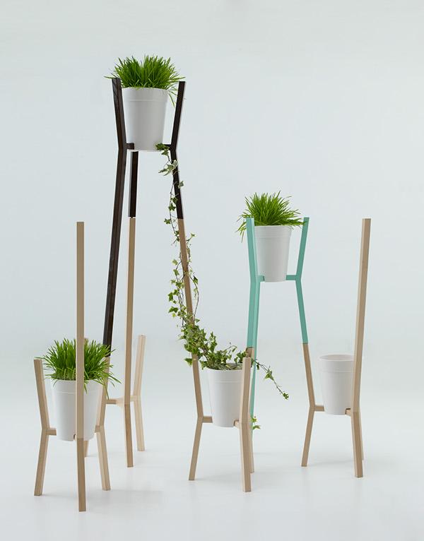 roots modular system for gardens on behance. Black Bedroom Furniture Sets. Home Design Ideas