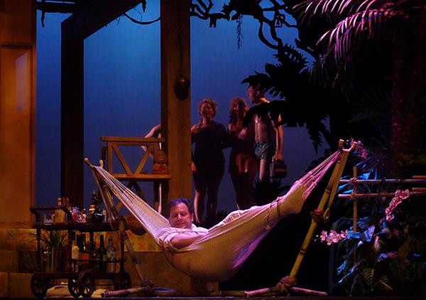 Theatre  lighting design production design