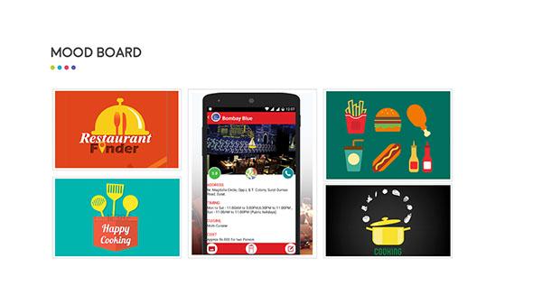 Stove A Restaurant Finder App On Scad Portfolios