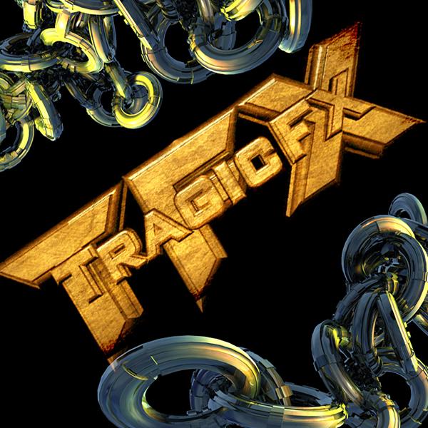 TragicFX Old Logo On Behance