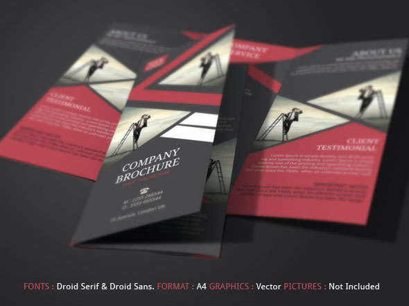 Popolare Best Brochure Design For Your Business on Behance GL44