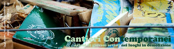 Cantieri Contemporanei