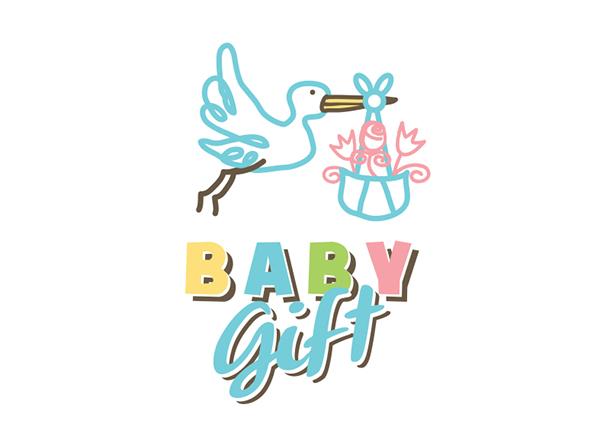 Baby Gift Logo : Baby gift logo on behance