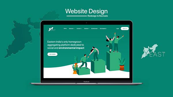 Web Design UI