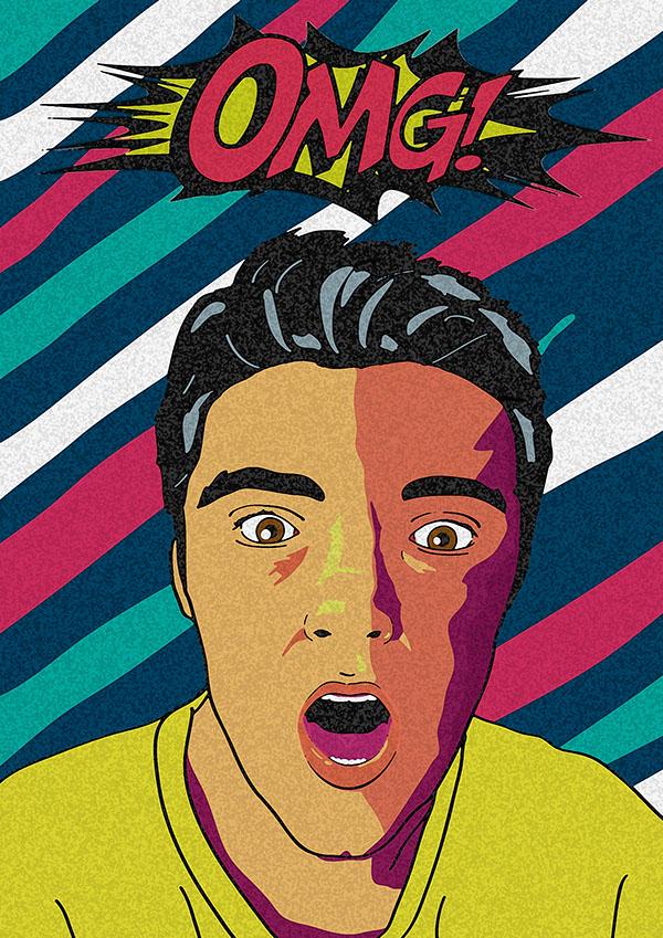 OMG! by Daniel Velasco
